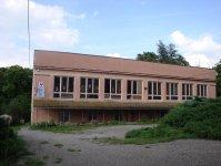 Nová budova školy a škôlky